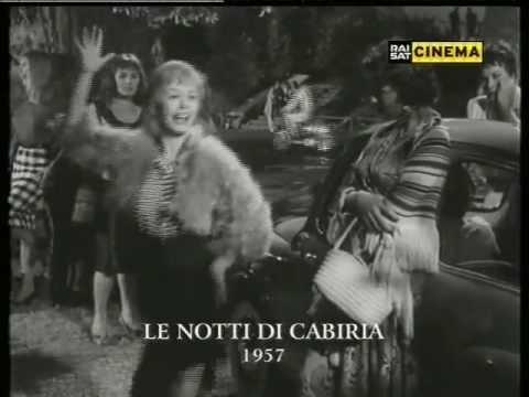 Federico Fellini - [DOC] Felliniana - Capitolo 4(9) - E' Nata Una Stella (Rai Sat Cinema)