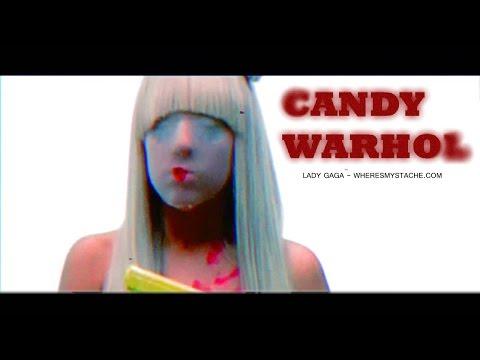 Candy Warhol -  Lady Gaga