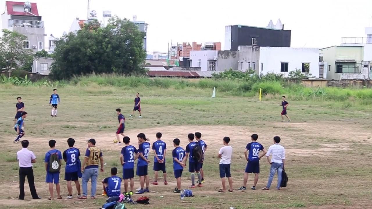 Tranh giải ba | Giải bóng đá sinh viên trường | 2017.04.26.(1)