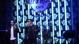 Azhael - Hentian Terakhir & Sepi Sekuntum Mawar Merah Live In Hard Rock Cafe [showcase AIM21]