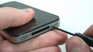 видео Iphone 4 не включается