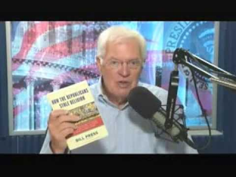 The Bill Press Show - October 3, 2013