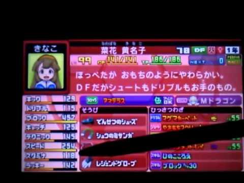 イナズマイレブンGOギャラクシー チーム紹介 「カゲヤマガクエン」posted by 2zemlwu