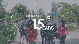 Greystone College celebrates 15 years of success!