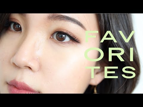 ❤️Current Favorites In Action • Skincare, Makeup, Lifestyle, Book