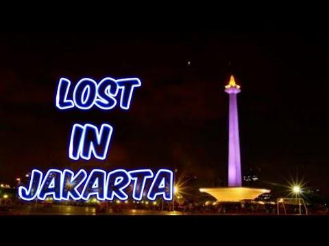 LOST IN JAKARTA !! - (CINEMATIC) - VLOG #8