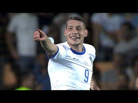 Highlights: Armenia-Italia 1-3 (5 settembre 2019)