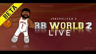 Roblox | RB World 2 - ROAD TO PRO 1