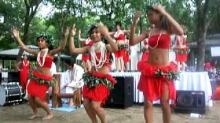 Polynesian Dance at Pista Sa Nayon
