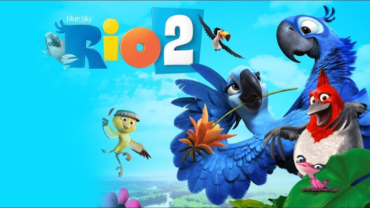 Rio Full Movie in English Animation Movies Kids New Disney Cartoon 2019