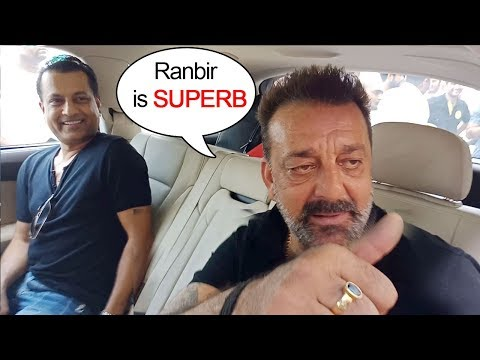 Sanjay Dutt's AMAZING Reaction On Sanju Movie- Ranbir Kapoor - Super Hit