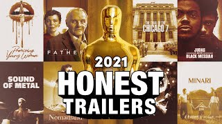 Honest Trailers | The Oscars