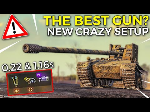 THE DEADLIEST Sniper In World Of Tanks | Grille 15 New Equipment 2.0