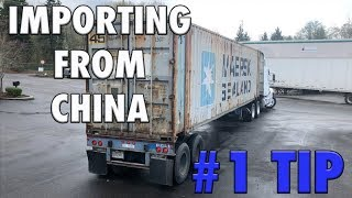 MY #1 TIP FOR IMPORTING FROM CHINA IN 2019 | ONE BIG MISTAKE YOU ARE MAKING