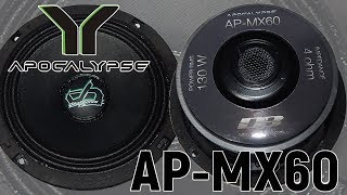 Обзор Apocalypse AP-MX60. Отзыв. Рекомендации.