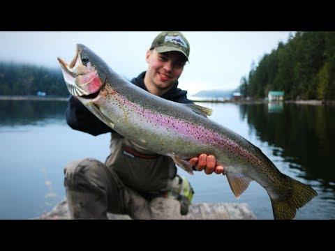 Steelhead Fishing On Vancouver Island!