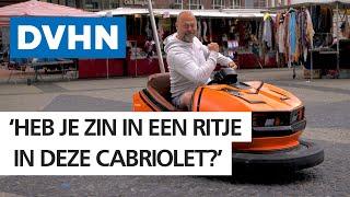 Henri Rijdt In Een Botsauto Door Groningen