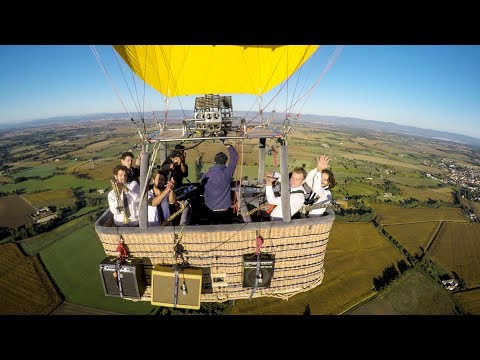"GoPro Awards: Charlie and the Soap Opera - ""Alright"" - Hot Air Balloon Music Video"