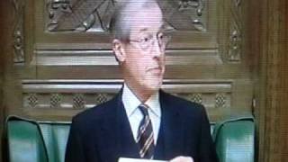 Sir Alan Haselhurst - continues to explain commons