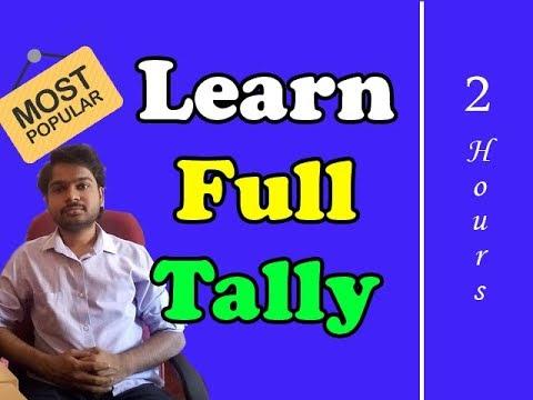 Tally in kannada - Learn Full Accountning software in kannada