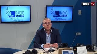 """Артур Силантьев в программе """"Семь дней и ночей"""" #MIXTV"""