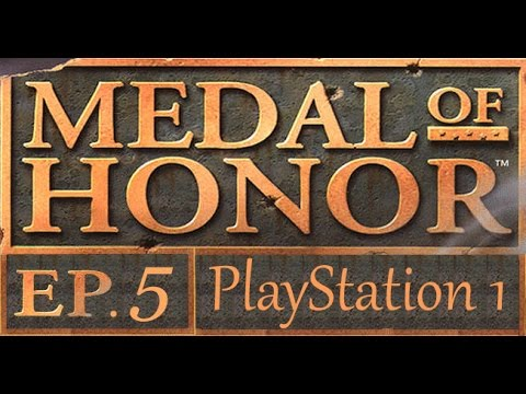 Medal of Honor PS1 : Episode 5 : Route vers le sous-marin !