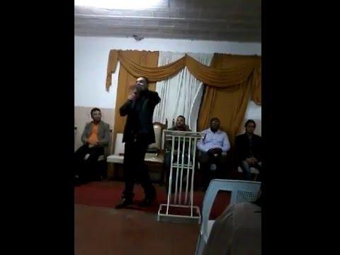 Palavra forte com o   Pastor Leonardo Castro