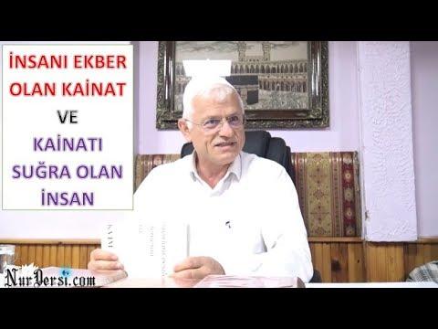 Hasan Akar - İnsanı Ekber Olan Kainat ve Kainatı Suğra Olan İnsan thumbnail