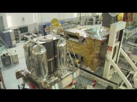Assembly, Integration and Test (AIT) for Communication Satellite in Airbus Defence and Space