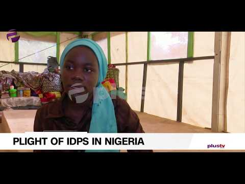 Plight Of Internally Displaced Persons In Nigeria