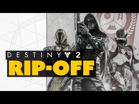 Destiny 2 RIPS OFF Players - The Know Game News