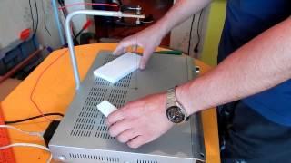 Прибор для термической резки пенопласта (бестрансформаторный)/ Thermo styrofoam cutter.(Термолобзик для пенопласта с плавной регулировкой мощности./ Thermo styrofoam cutter with adjustable power., 2015-09-07T13:47:39.000Z)