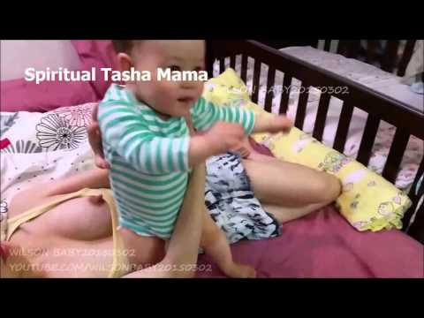 Breastfeeding hand expression tutorial for breast milk extraction