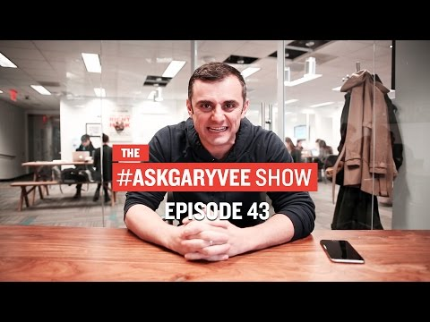 #AskGaryVee Episode 43: Rich Kids, Birthdays, and Anniversaries