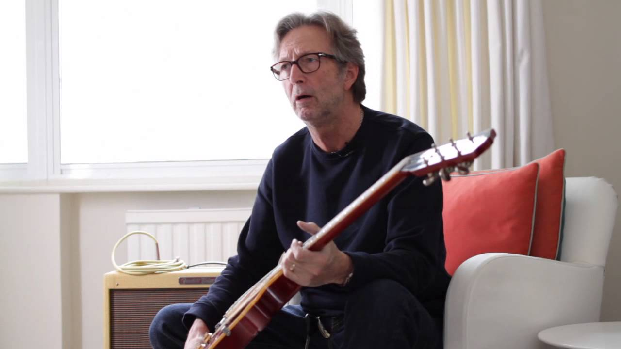 the gibson harrison clapton lucy les paul presented by guitar center youtube. Black Bedroom Furniture Sets. Home Design Ideas