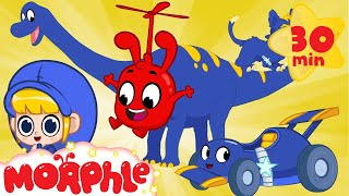Morphing Mila's Super Power | My Magic Pet Morphle | Cartoons for Kids | Morphle TV