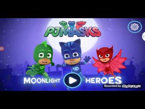 Pj masks  moonlight heroes