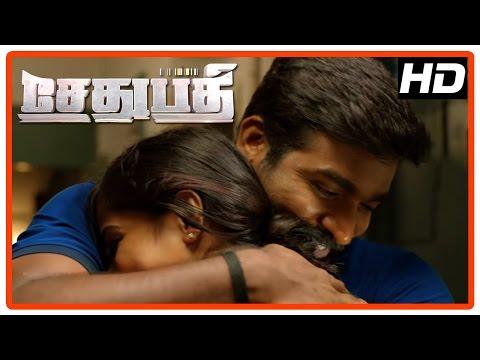 Sethupathi Tamil Movie   Scenes   Vijay Sethupathi Gets His Job Back   Vela Ramamoorthy   Remya