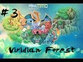 """PokeMMO Lets Play Part 3 - """"Viridian Forest"""""""