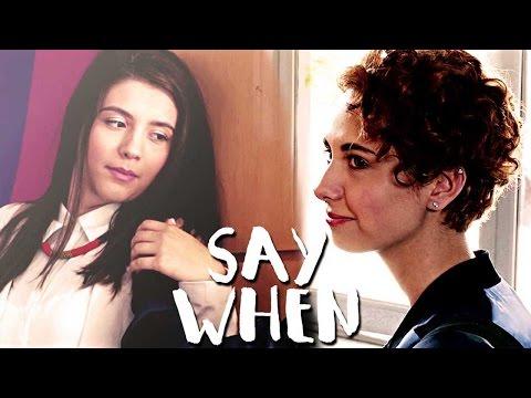 zoe & rasha | say when