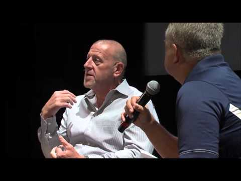 2015 Seahawks Town Hall - Tom Cable Talks with Dori