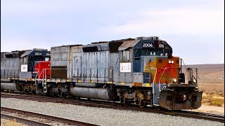 Freight Trains Galore HIGHLIGHT REEL