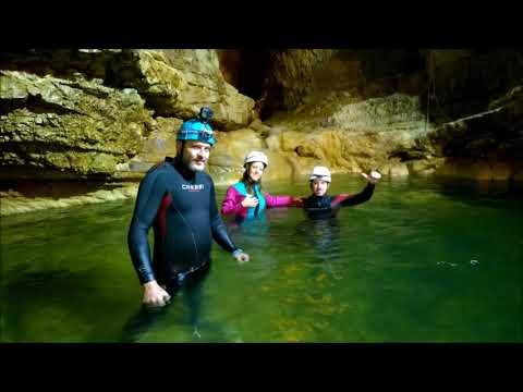 Grotte di Falvaterra (FR) - Visita Speleologica