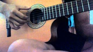 yêu lại từ đầu guitar solo