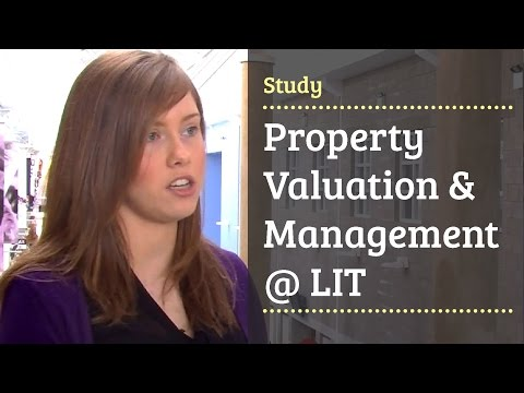 Property and Valuation Management LC242 - Limerick Institute of Technology - LIT