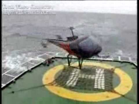 offshore helicopter accident