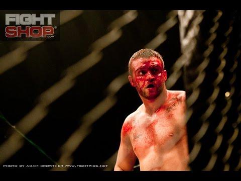 "JOHN PHILLIPS HIGHLIGHTS MMA ""The White Mike Tyson"""