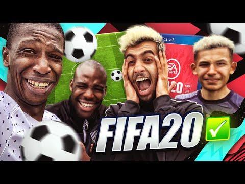 LE PERDANT VOUS OFFRE FIFA 20 ! VS BOUME ET BRICE