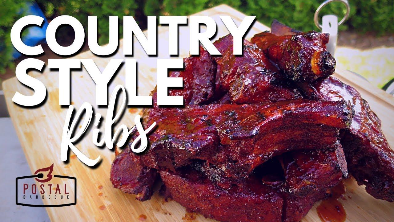 Countrystyleribs Bbqrecipes Smokedribs