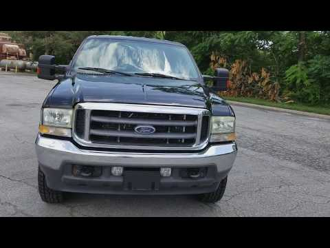 2002 Ford F250 Lariat 4x4 Crew Cab Short bed 7.3 ZF 6 speed manual 177k super clean, FOR SALE!!!